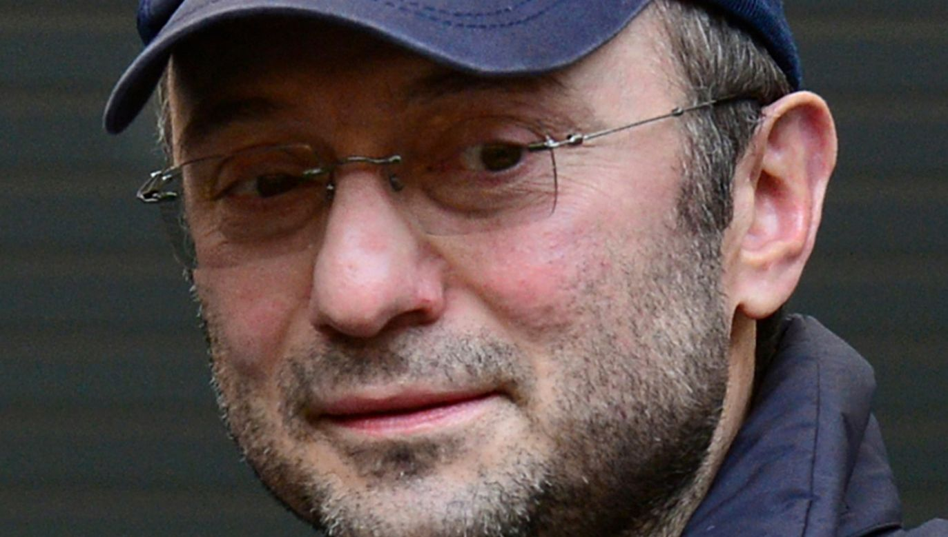 Sulejman Kerimow (fot. REUTERS/Stringer)