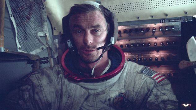 Eugene Cernan miał 82 lata (fot. REUTERS/NASA)