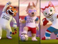 Kot, wilk, czy tygrys? Wybieramy maskotkę Mundialu 2018