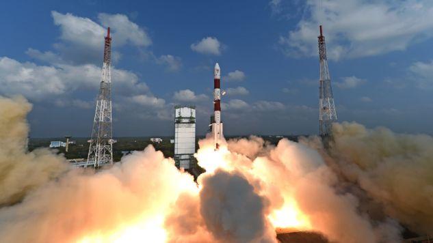 Indie odważnie inwestują w rozwój przemysłu kosmicznego (fot. isro.gov.in)
