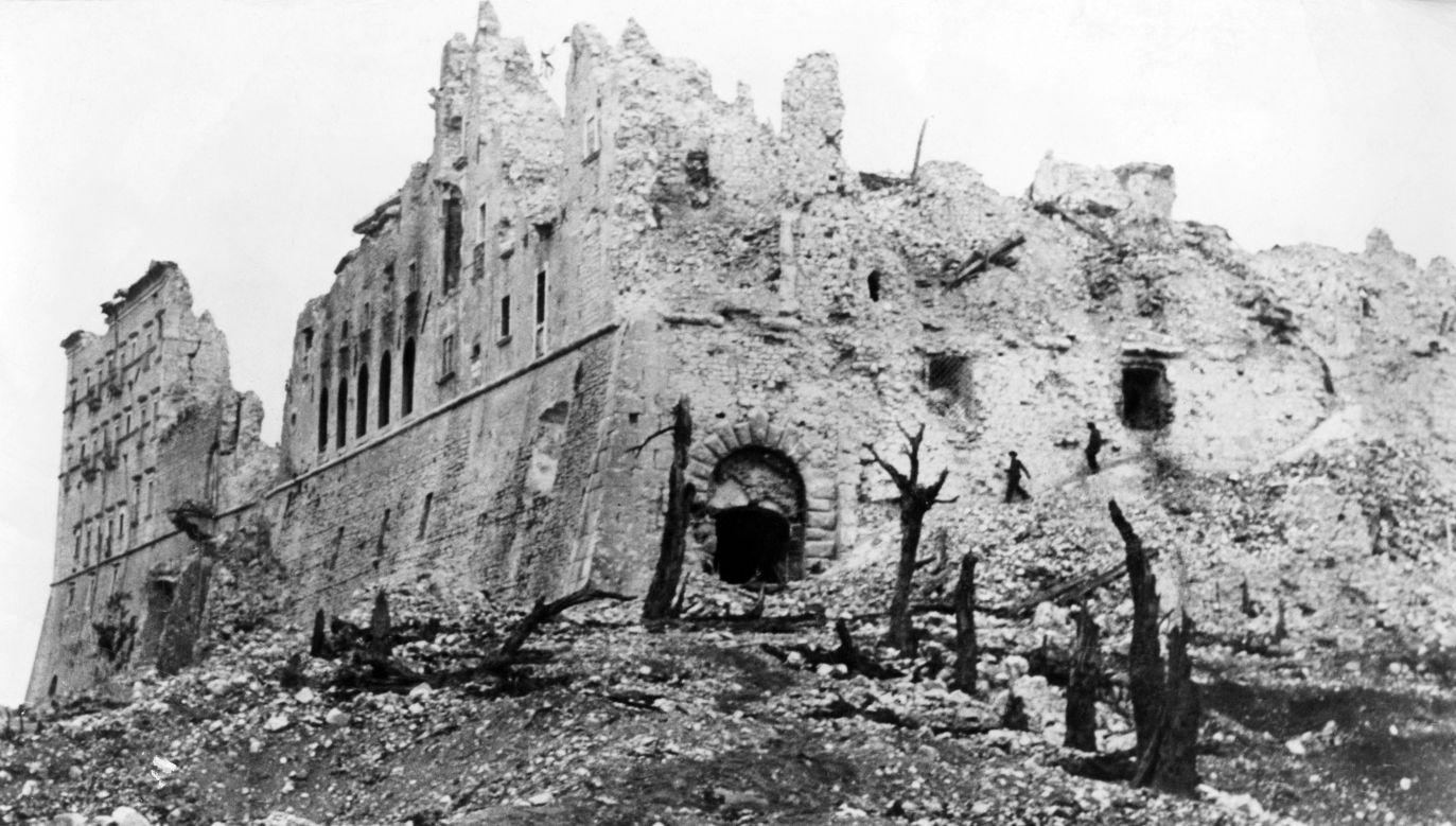 W uroczystości w Cassino ma wziąć udział prezes Konfederacji Niemieckich Spadochroniarzy generał Hans-Werner Fritz (fot. Keystone/Hulton Archive/Getty Images)