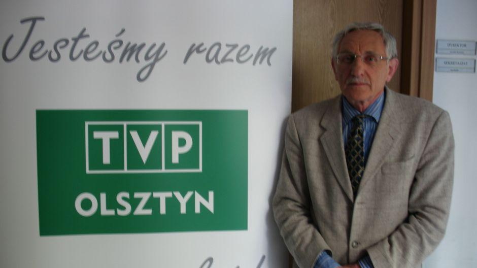 prof. Zbigniew Endler, ekolog, UWM w Olsztynie.
