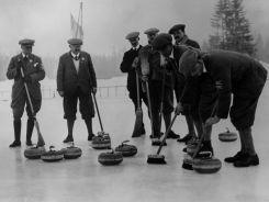 Brytyjska drużyna curlingowa (fot. Getty Images)
