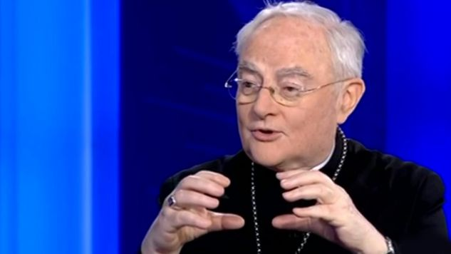Abp Henryk Hoser, biskup diecezjalny warszawsko-praski (fot. TVP Info)