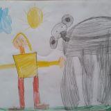 Adam Kostorz, 8 lat, Ruda Śląska