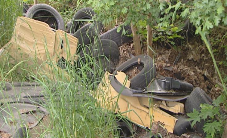 Gmina walczy z dzikimi wysypiskami śmieci
