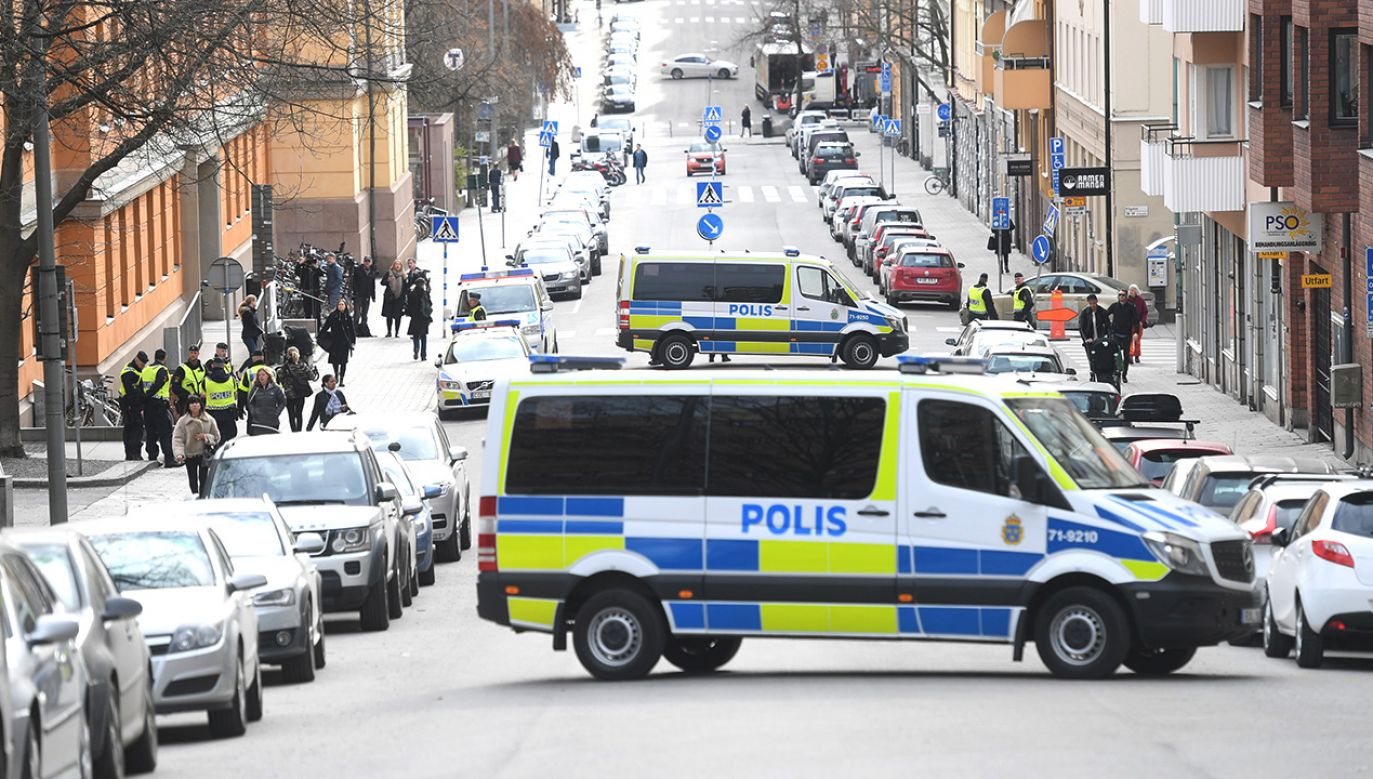 W 2017 roku w Szwecji zgłoszono organom ścigania 7230 przypadków gwałtów (fot. Reuters/News Agency/Fredrik Sandberg)