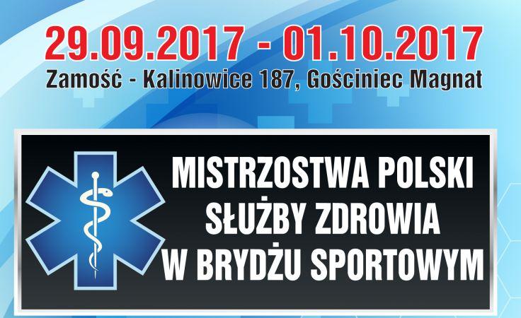 Mistrozstwa Polski Słuzby Zdrowia w Brydżu Sportowym