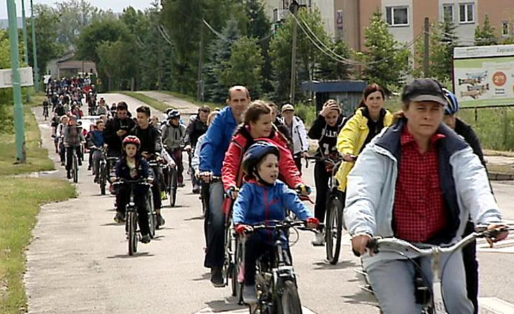 1300 uczestników dębickiej Bicyklomanii