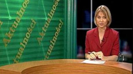 Joanna Budzaj w studiu na ul. Broniewskiego