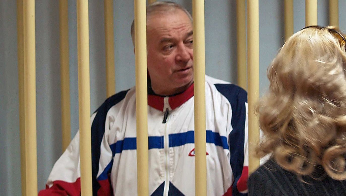 Siergiej Skripal został otruty nowiczokiem (fot. arch.PAP/ EPA/YURY SENATOROV RUSSIA OUT)