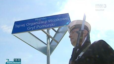 """Rondo """"Gryfa Pomorskiego"""" w Wejherowie"""