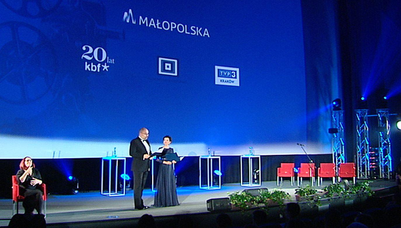 Współorganizatorem konkursu jest Telewizja Polska (fot. TVP3)