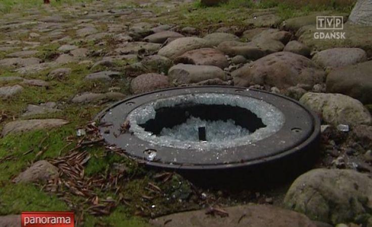 9-letni wandale zniszczyli Kalwarię Wejherowską