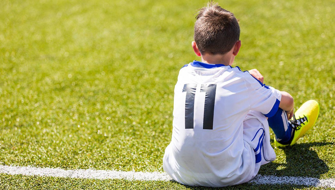 Rodzice zawodników wywołali awanturę (fot. Shutterstock/matimix)