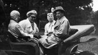 Hermann Göring i Józef Beck (fot. Bundesarchiv)