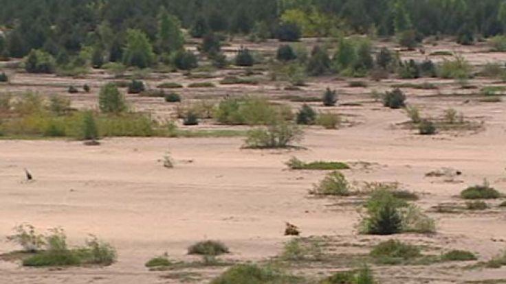pustynia w Europie