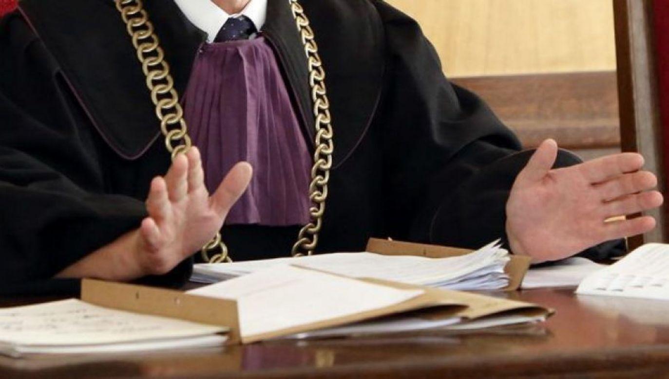 Iustitia zrzesza około 3,6 tys. sędziów (fot. arch.TVP)