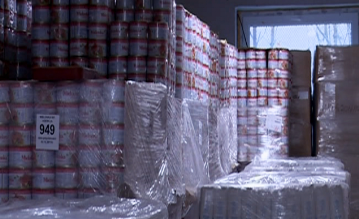 300 ton jedzenia trafi do najbardziej potrzebujących rodzin