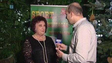 20.12.2017, Rok Startu Zielona Góra, goście: Danuta Tarnawska i Igor Misztal