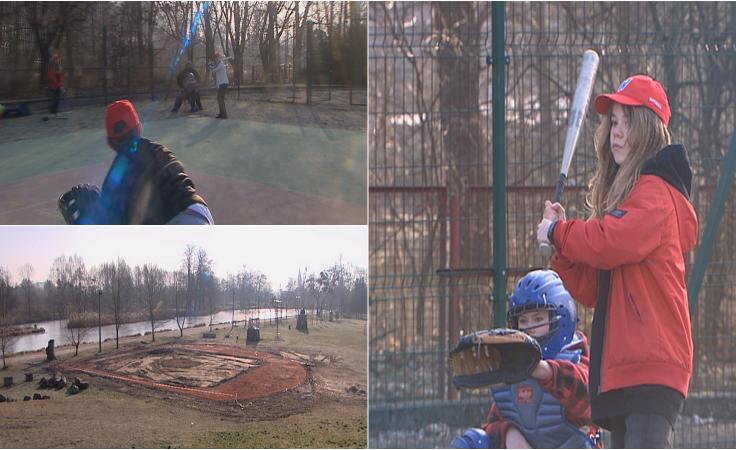 Pierwsze w Lubuskiem certyfikowane boisko do baseballa