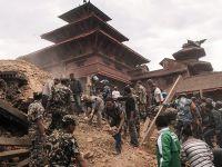 Już 2,5 tysiąca ofiar trzęsienia ziemi w Nepalu