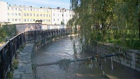 Poziom wód na rzekach i jeziorze Drużno nie rośnie