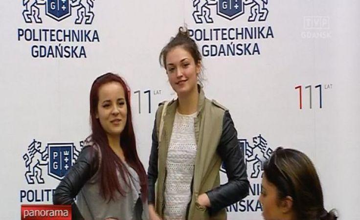 Dziewczyny zachęcano do studiów na politechnice