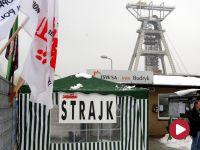 Strajk w JSW nielegalny? Górnicy przychodzą do pracy, ale nie zjeżdżają pod ziemię