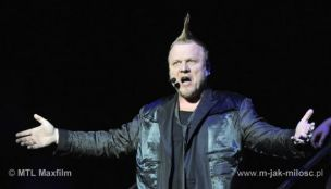 Gwiazda w rock operze!