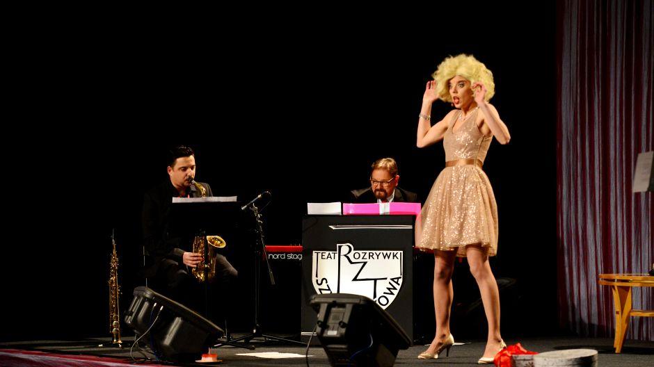Marilyn x 2, fot. Mariusz Suss