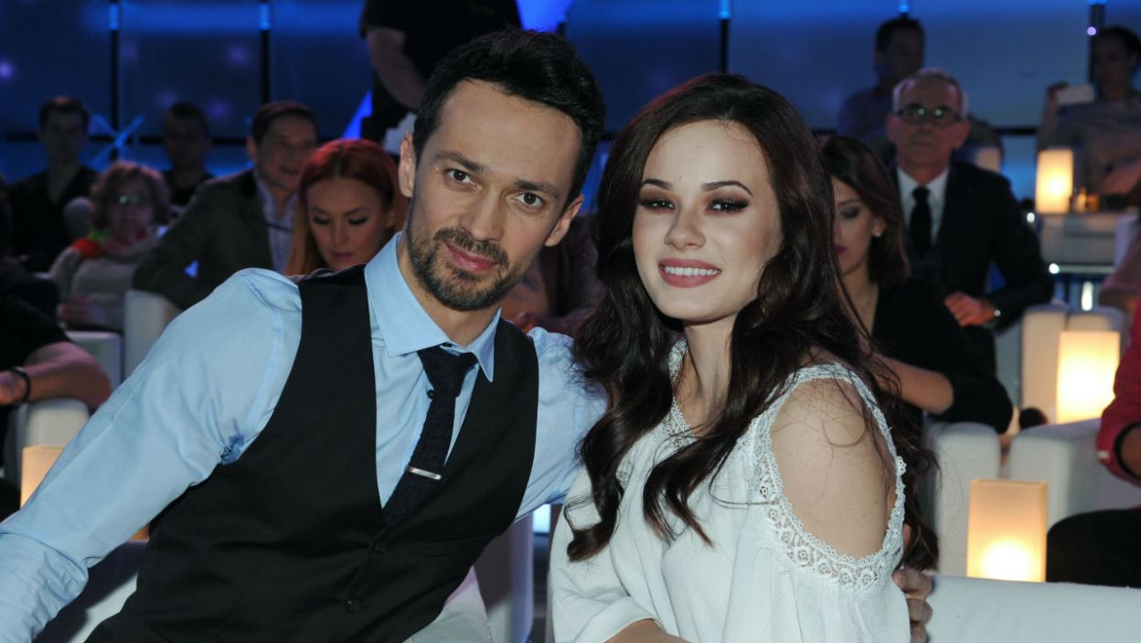 Dla Rafała Cieszyńskiego i Natalii Schroeder było to pierwsze spotkanie, czy potrafili się dogadać? (fot. TVP/K.Kurek)