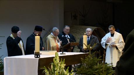 Konferencje, koncerty i nabożeństwa ekumeniczne