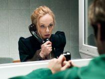 Ona i Kaszuba jadą do więzienia, by pogadać z mężem Sylwii (fot. Olga Grochowska/TVP)