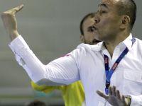 Trener Vive po awansie: szkoda mi tylko... syna