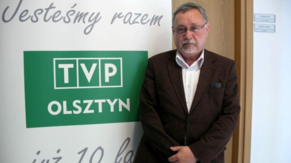 Dr Selim Chazbijewicz, politolog z Uniwersytetu Warmińsko - Mazurskiego w Olsztynie.