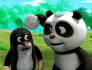 Krecik i Panda - Magiczne drzewo