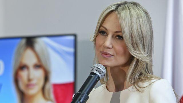 """""""Nie wyskakujmy z szabelką wobec państwa, które dysponuje bronią atomową"""". Ogórek w TVP Info o wysłaniu żołnierzy na Ukrainę"""