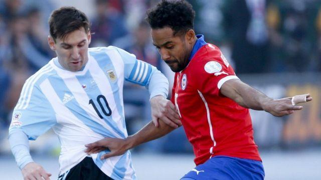 Finał Copa America: Chile – Argentyna. Oglądaj!