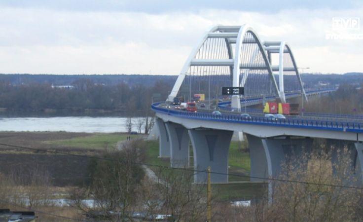 Nowy most drogowy w Toruniu jest przyjazny dla środowiska