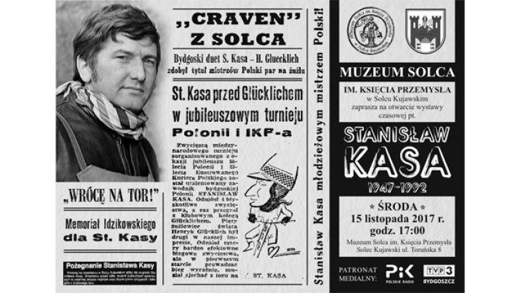 """Wystawa """"Stanisław Kasa 1947-1992"""""""
