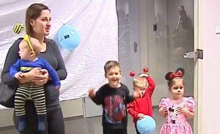 Studentki znalazły darczyńców i zrobiły bal dla dzieci