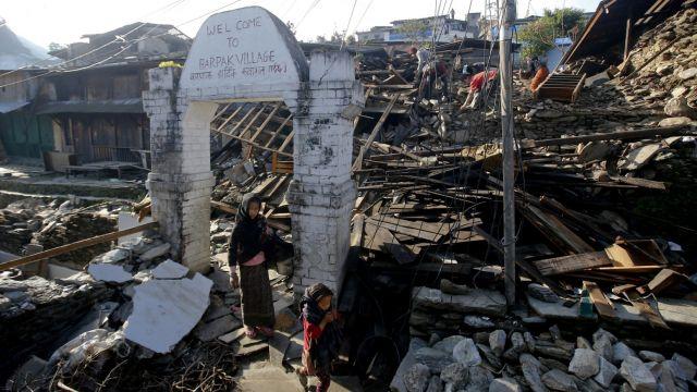 101-latek wyciągnięty spod gruzów! Bilans ofiar przekroczył 7 tysięcy