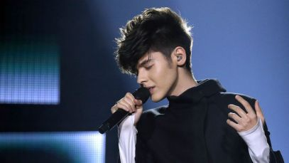 "Finał – Bułgaria: Kristian Kostov – ""Beautiful Mess"""