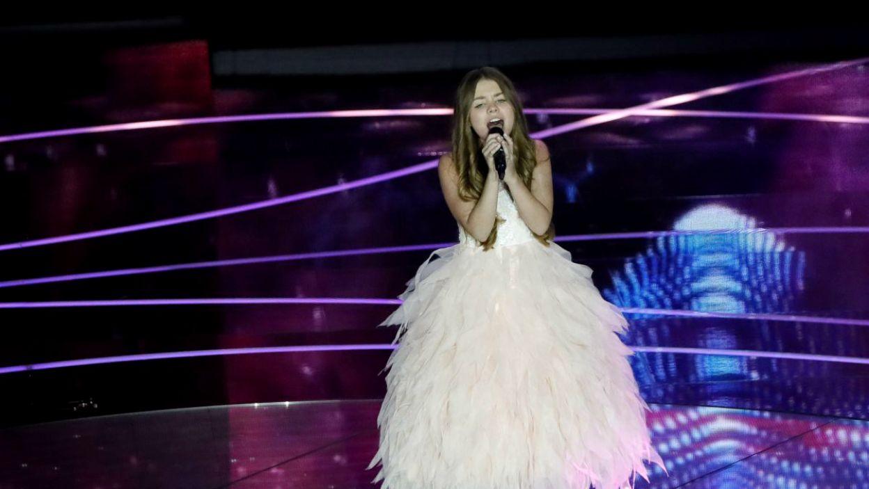 Olivia Wieczorek zajęła 11 miejsce (fot. Andres Putting/EBU)