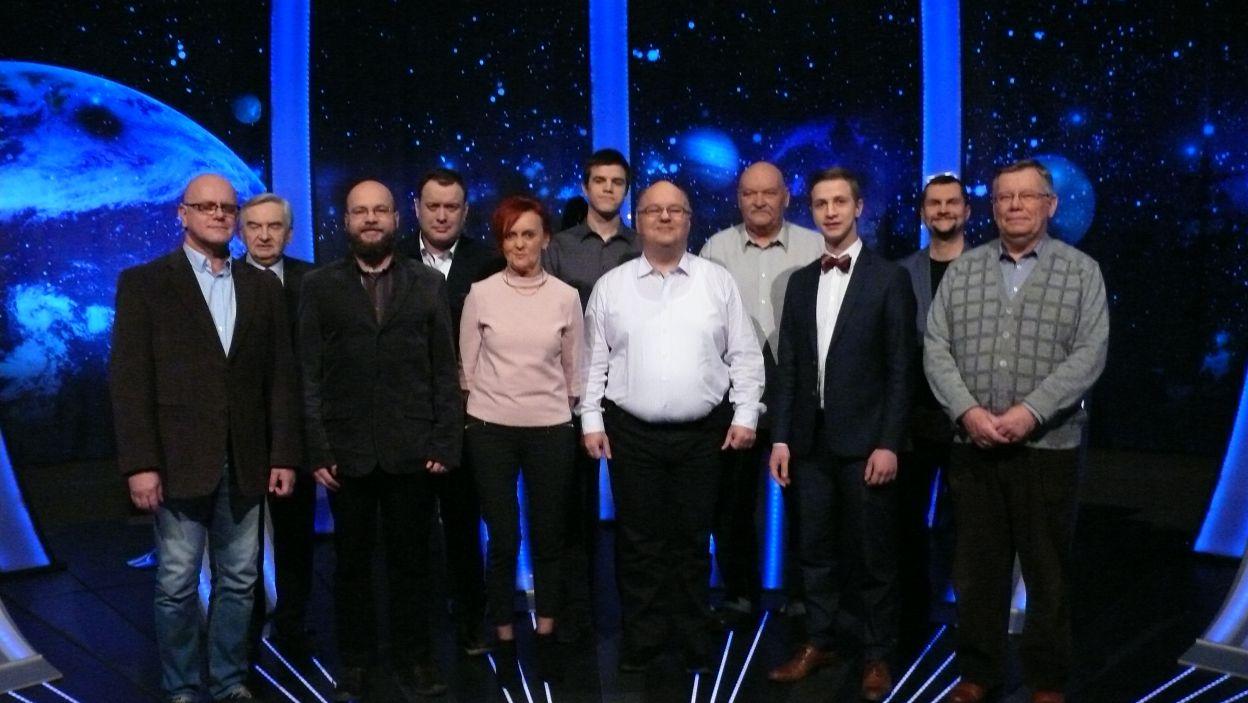 Zawodnicy 18 odcinka 104 edycji