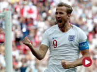 Skrót meczu Anglia – Panama