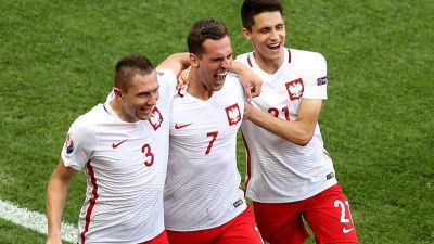 EURO 2016: Szwajcaria – Polska (1/8 F)