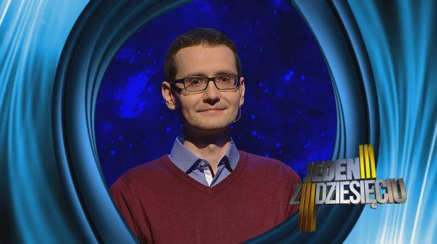 Paweł Maciejewski - zwycięzca 7 odcinka 112 edycji