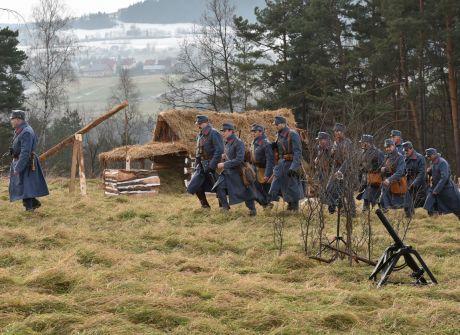 100 lat po bitwie pod Limanową